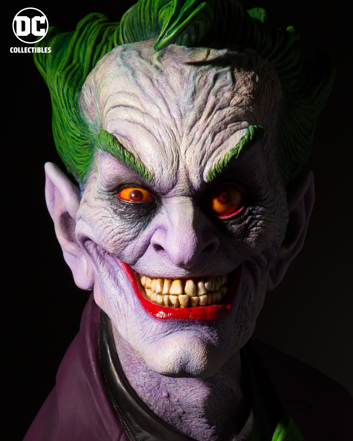 Joker Rick Baker Bust