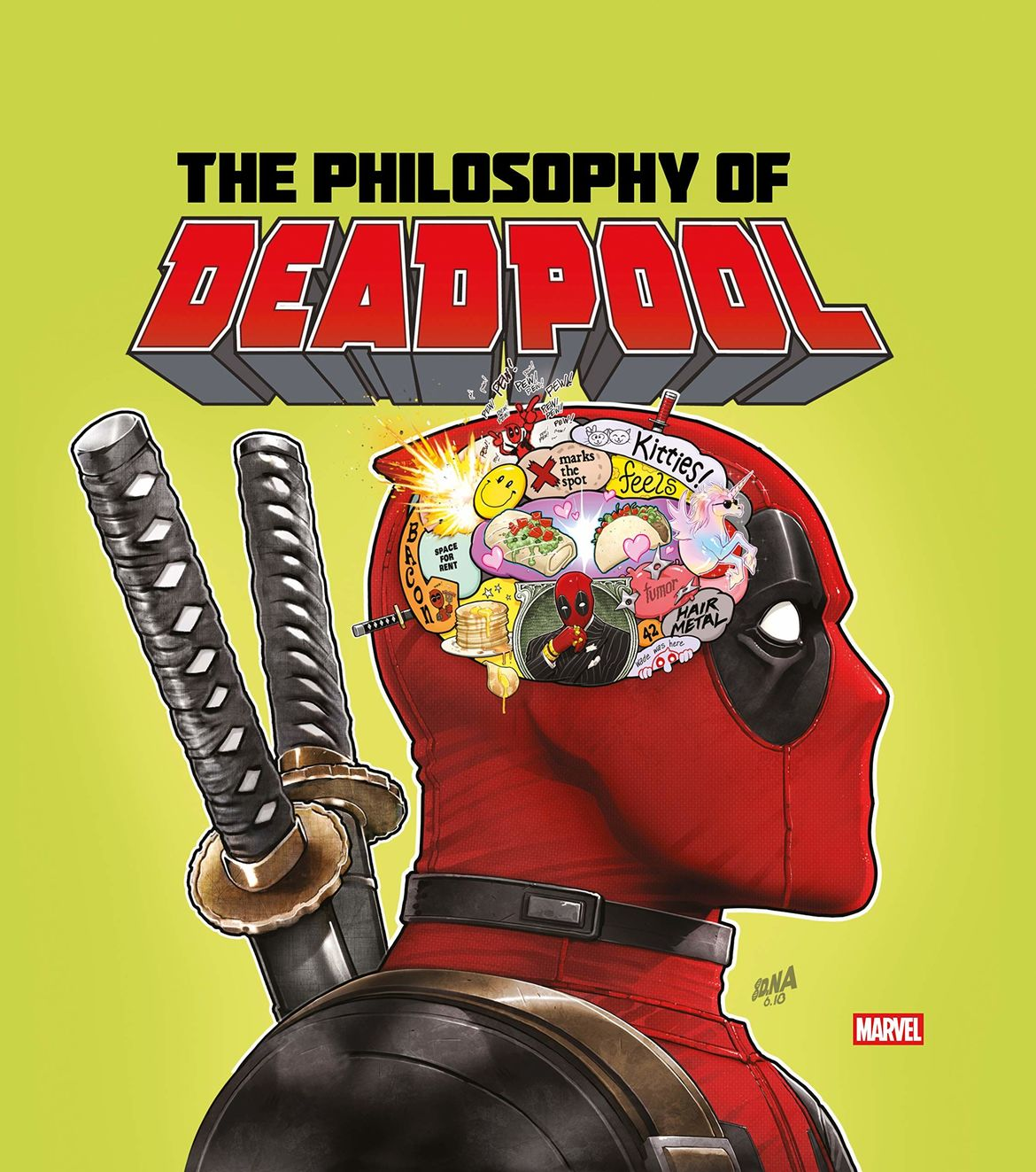 7 Muses Comics the philosophy of deadpool from titan comics: preview