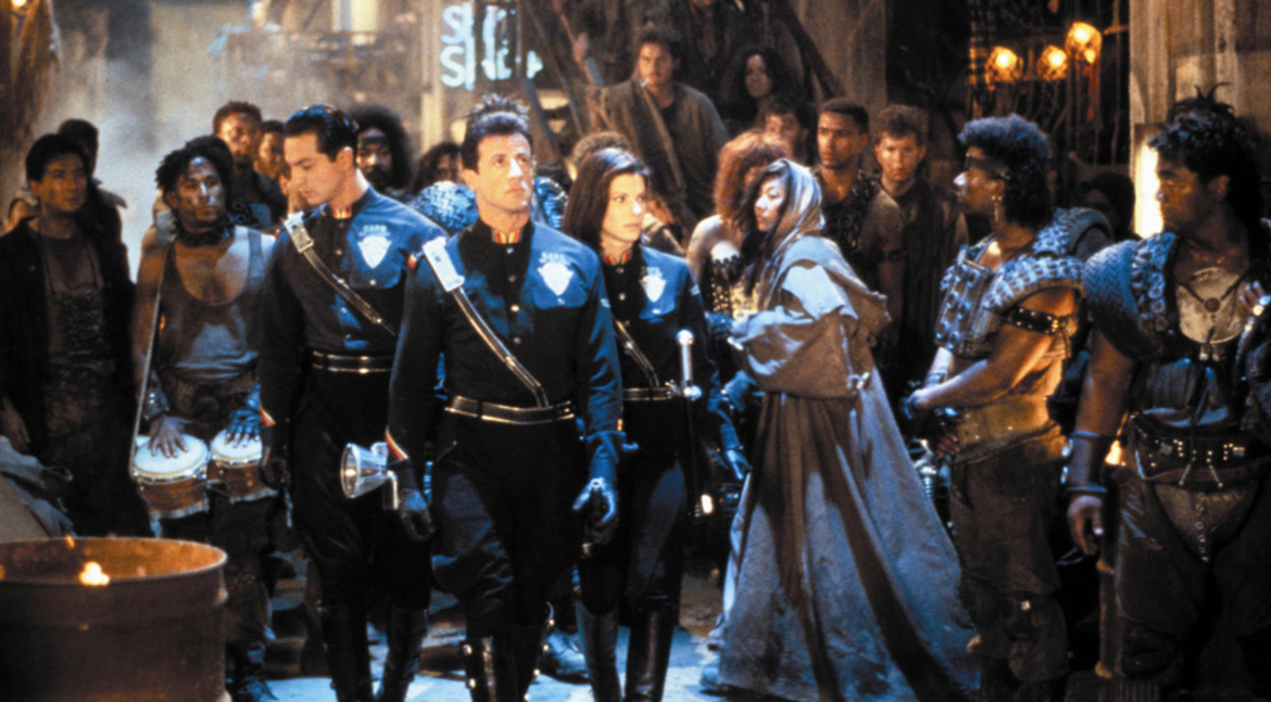 demolition man costumes