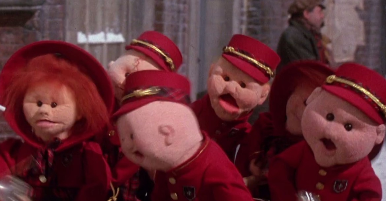 Muppets Christmas Carol.Deja View The Muppet Christmas Carol Syfy Wire