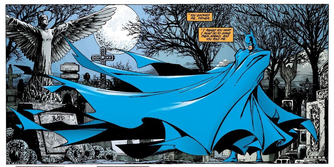 Detective Comics #577 (Art by Todd McFarlane, Written by Mike Barr)