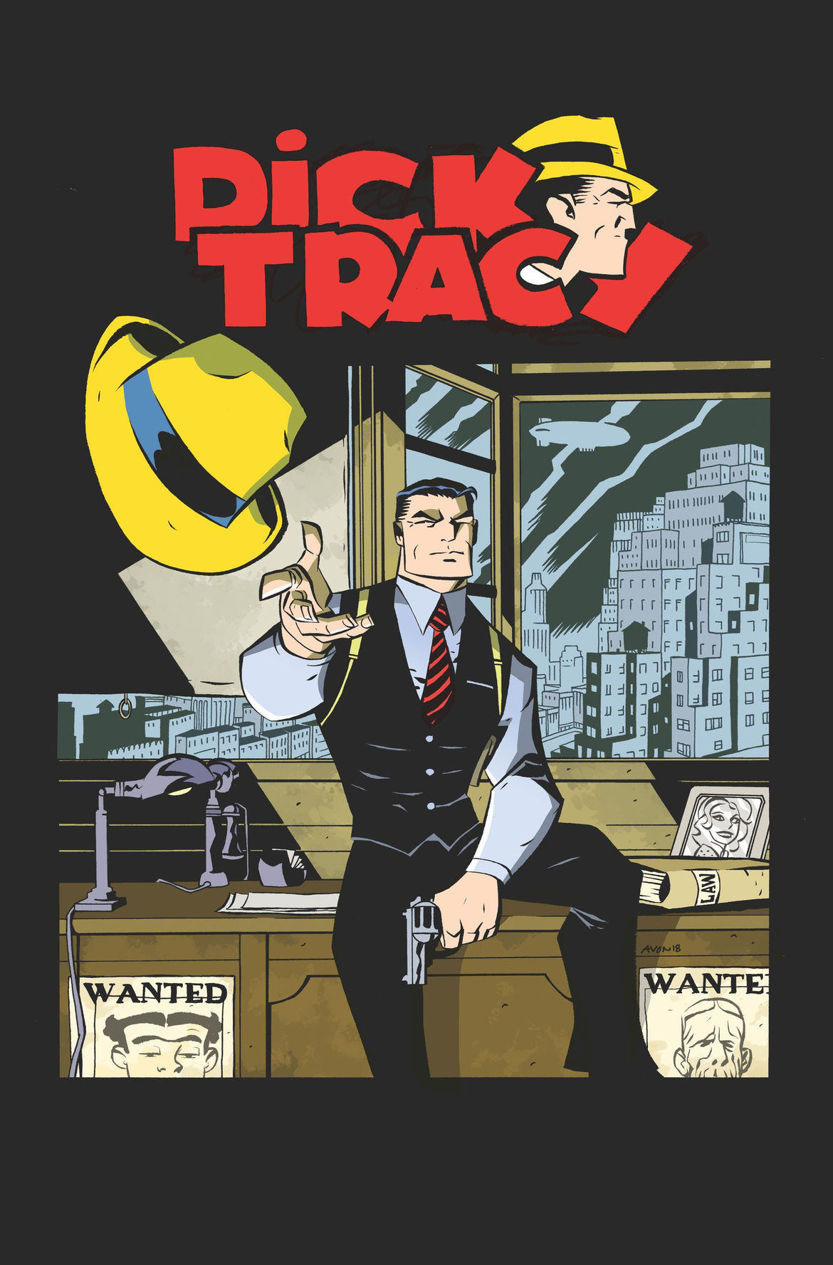 Dick Tracy Forever cover