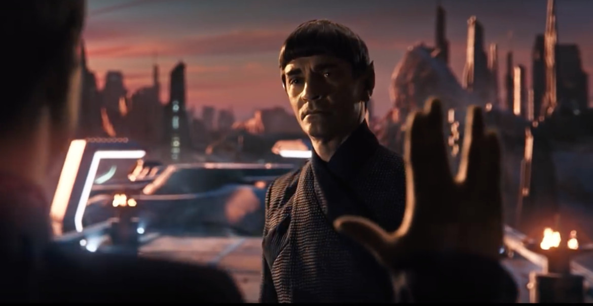 Sarek and the Logic Extremists on Star Trek: Discovery