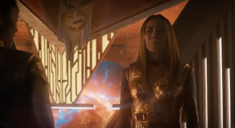 Mirror Georgiou from Star Trek: Discovery