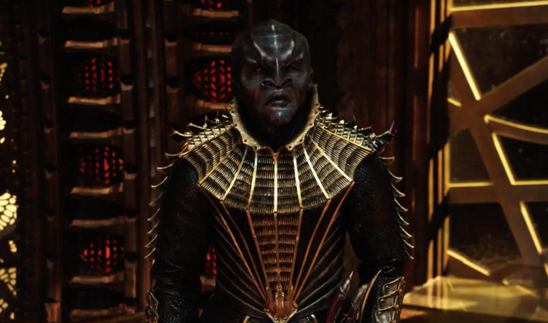 T'Kuvma from Star Trek: Discovery