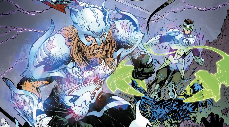 Dark Nights: Metal #6 Aquaman