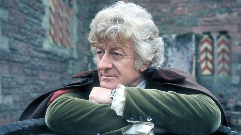 doctor who jon pertwee
