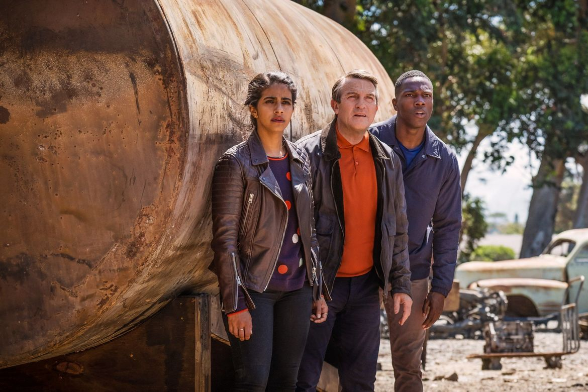 Doctor Who Season 11 companions