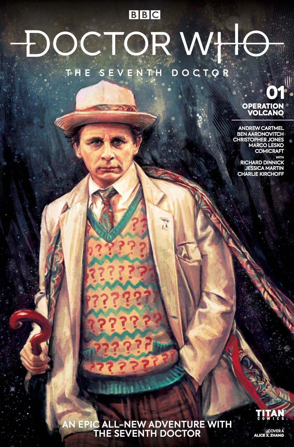 Doctor_Who_The_Seventh_Doctor_1_Cover A_preview