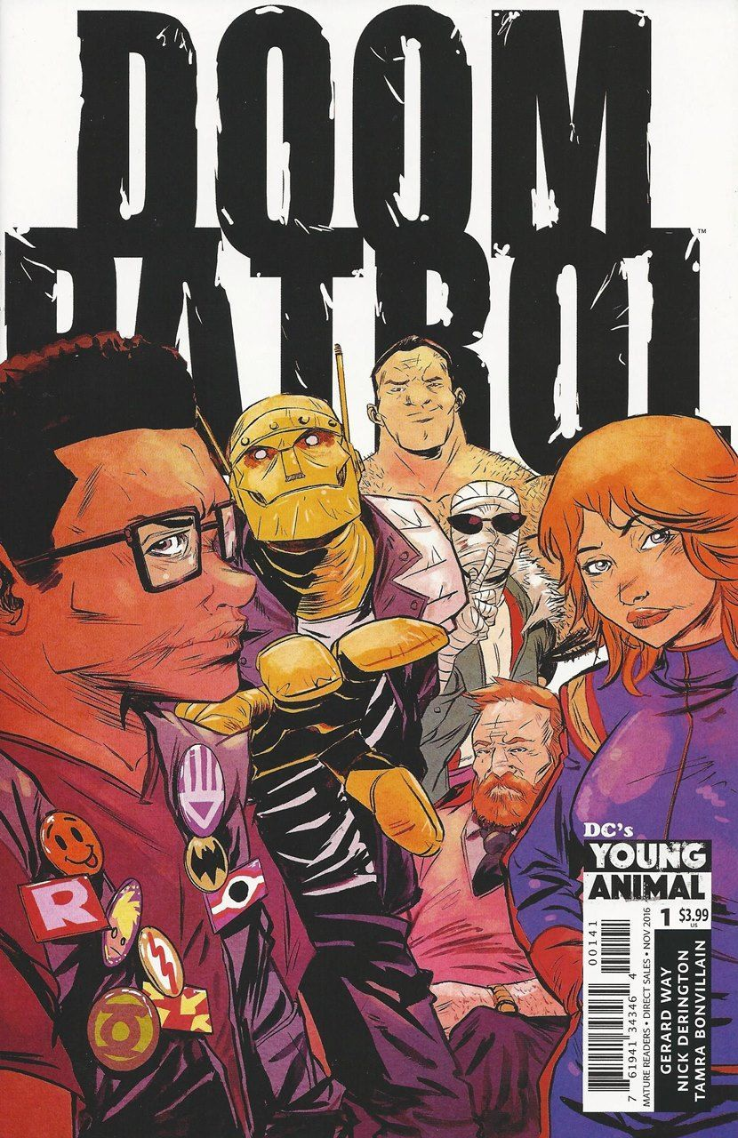 Doom PAtrol_Greene