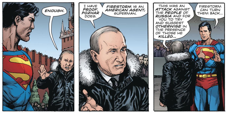Doomsday Clock Putin