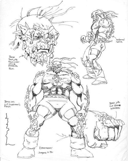 Doomsday Sketch 4
