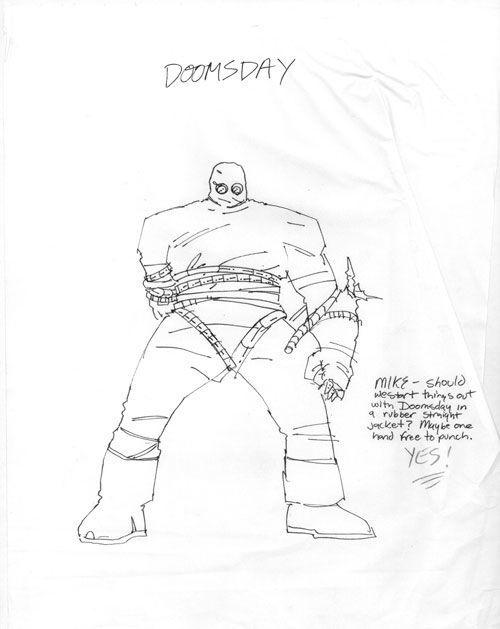 Doomsday Sketch 5