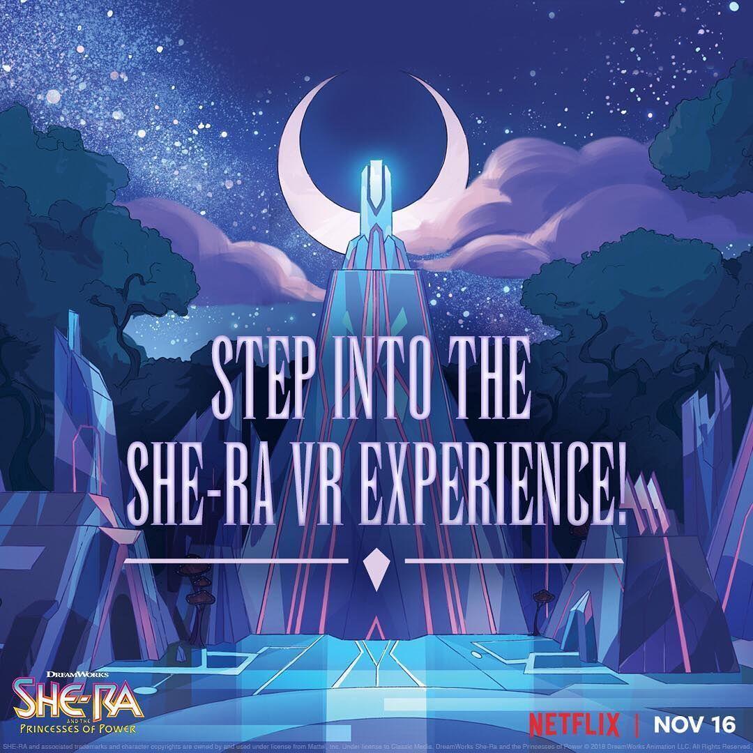 She-Ra VR Experience