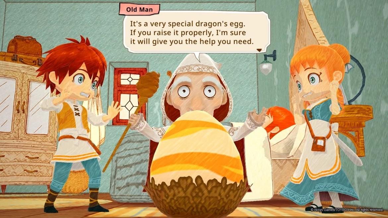 Little Dragons Cafe - Dragon Egg