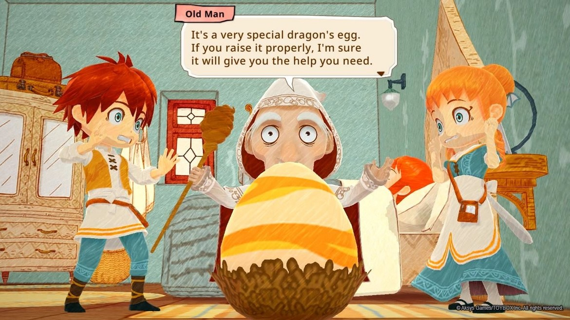 Little Dragons Cafe - Dragon Egg