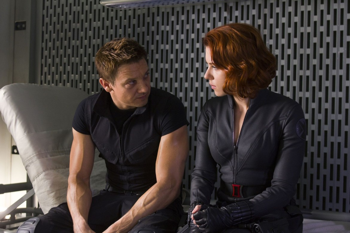 Hawkeye and Black Widow, Avengers