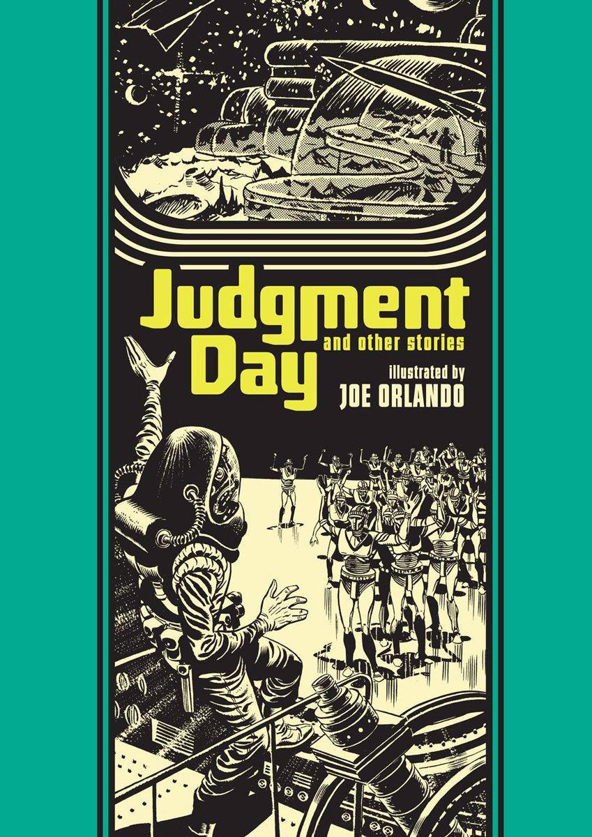 EC Comics Judgement Day