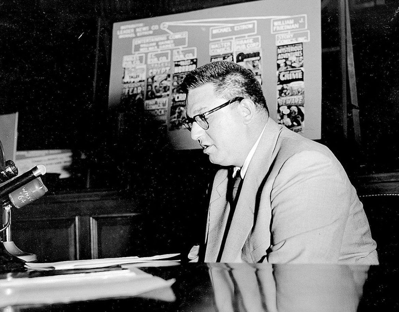 William Gaines Senate Committee
