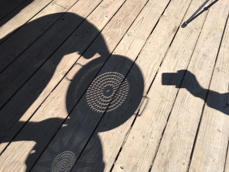 colander eclipse