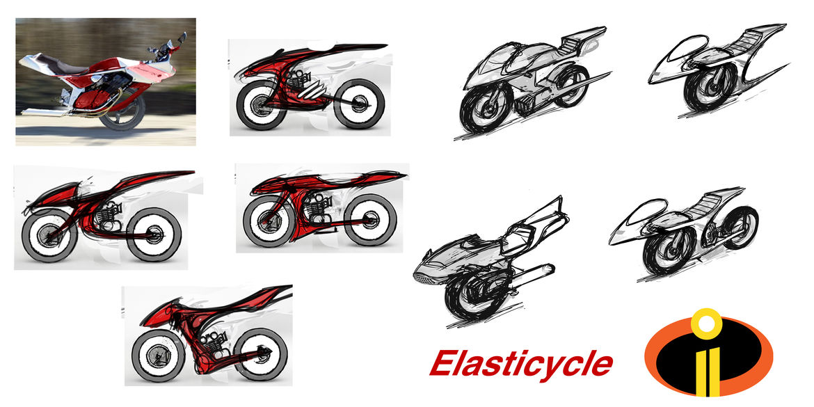 Elasticycle concept art