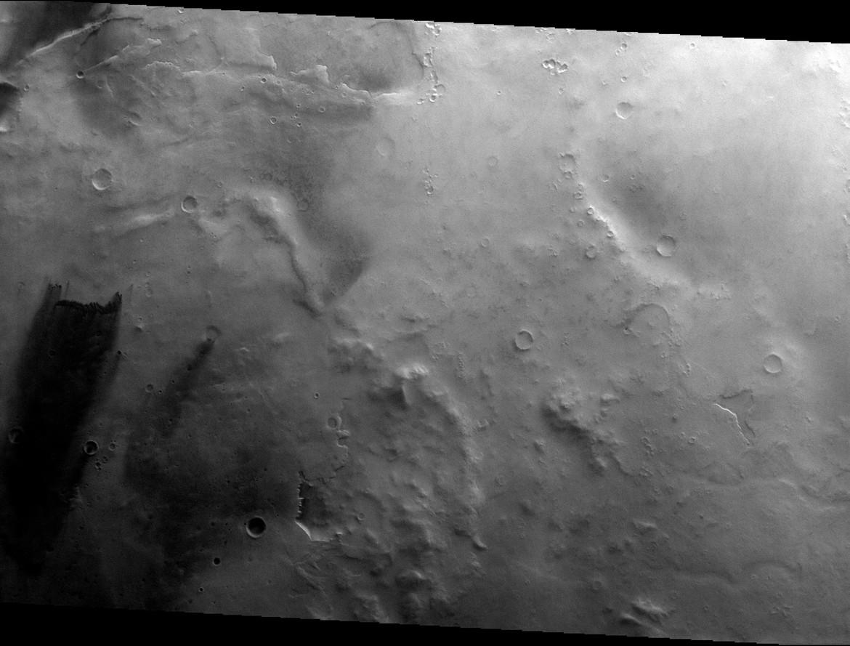 Mellish crater