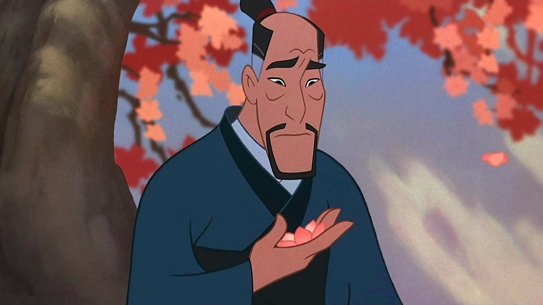 Fa Zhou from Mulan(courtesy of Disney)
