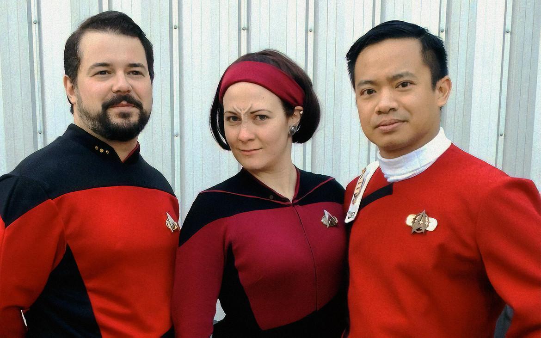 Star Trek Cosplay