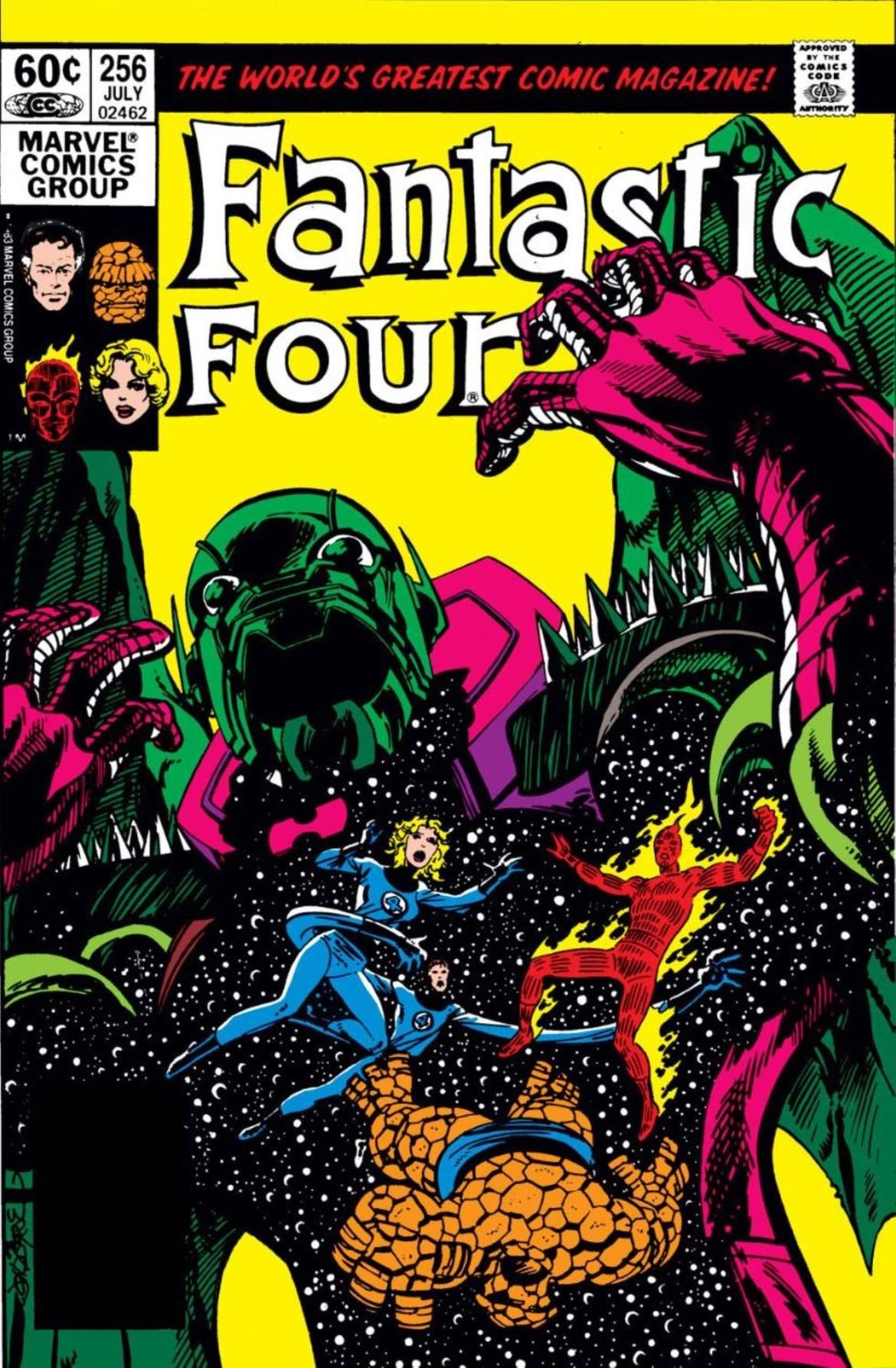 Fantastic Four 256 (Custom).JPG
