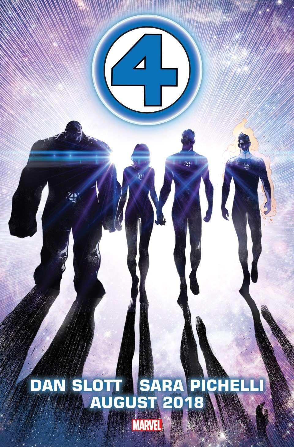 Fantastic Four Marvel Comics Dan Slott Sara Pichelli