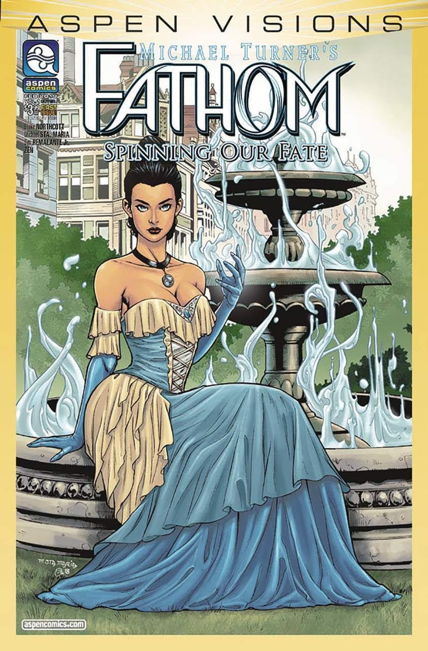 Fathom Cover