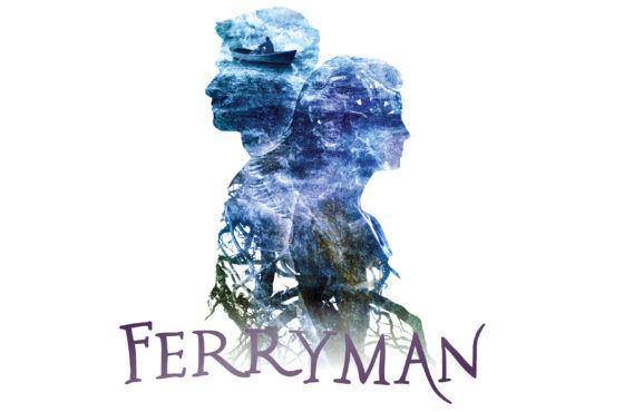 Ferryman front cover