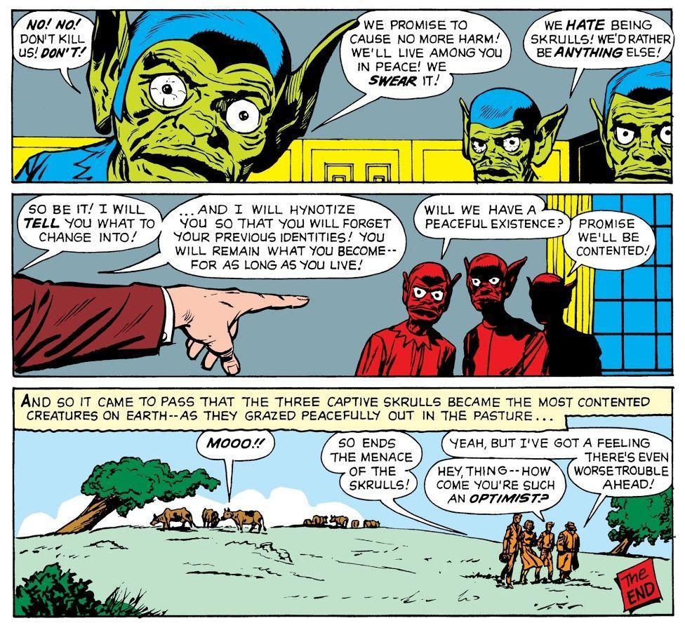 Fantastic Four #2 (Written by Stan Lee, Art by Jack Kirby)