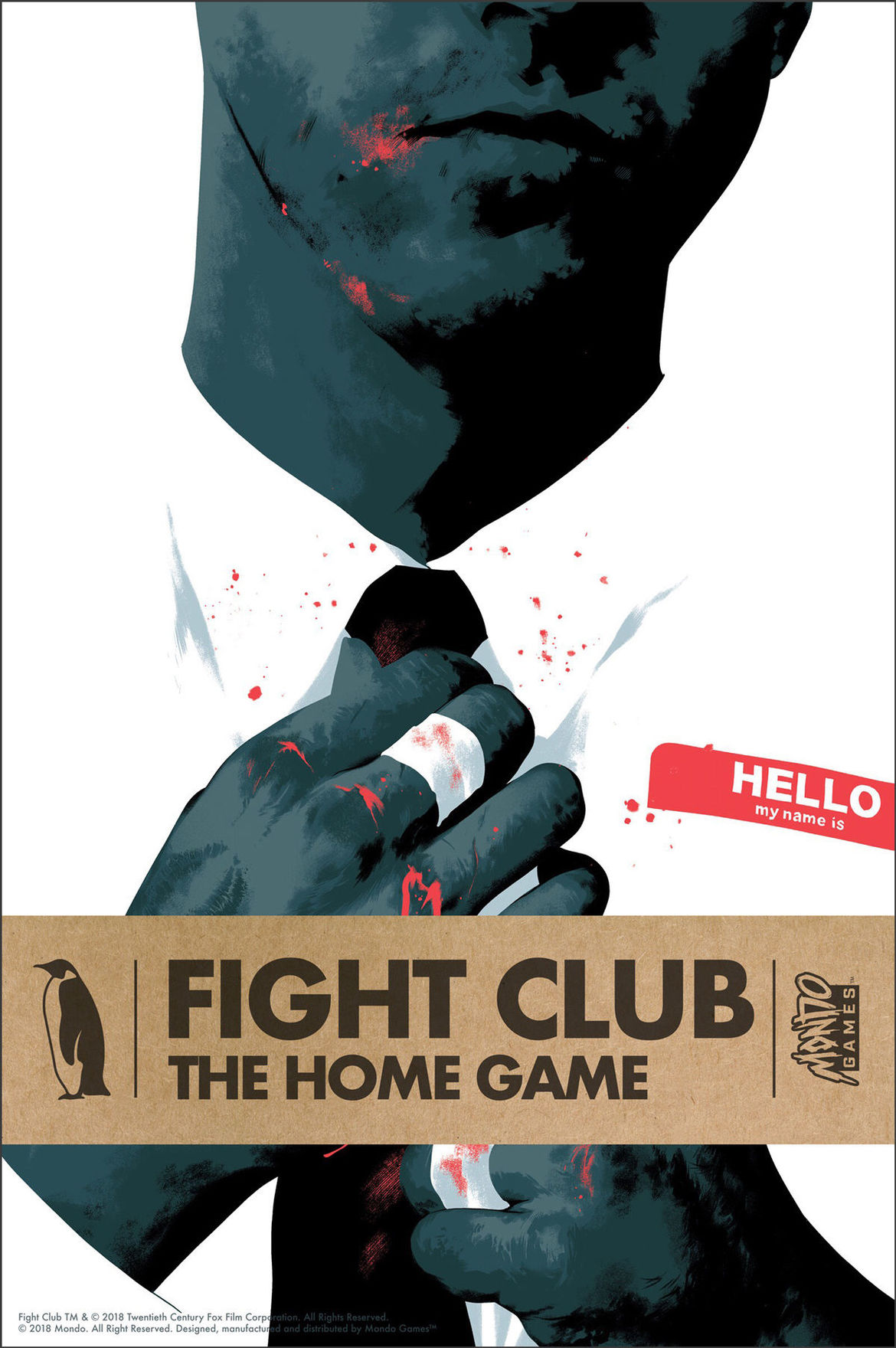 Fight Club - The Home Game_Box Cover