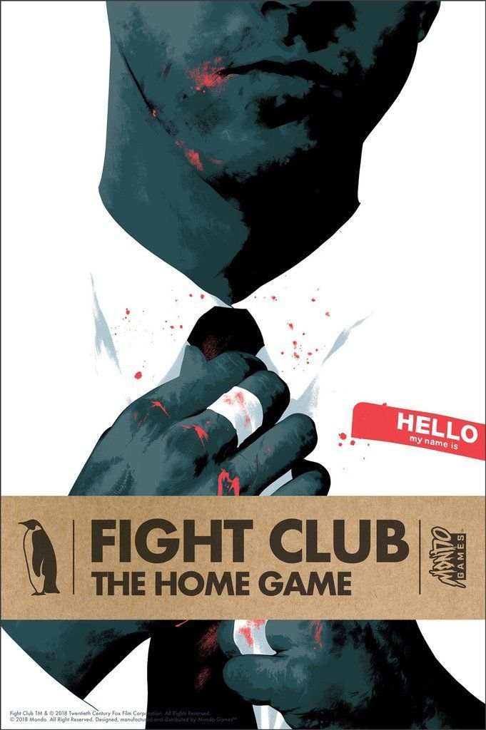 fight club home game mondo