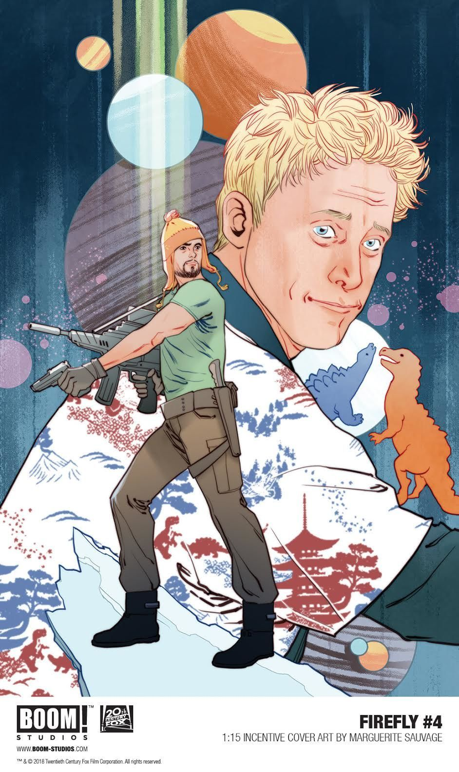 Firefly 4 Cover D