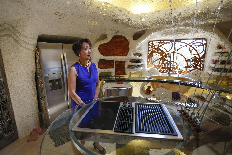 Flintstones Home Interior: Getty