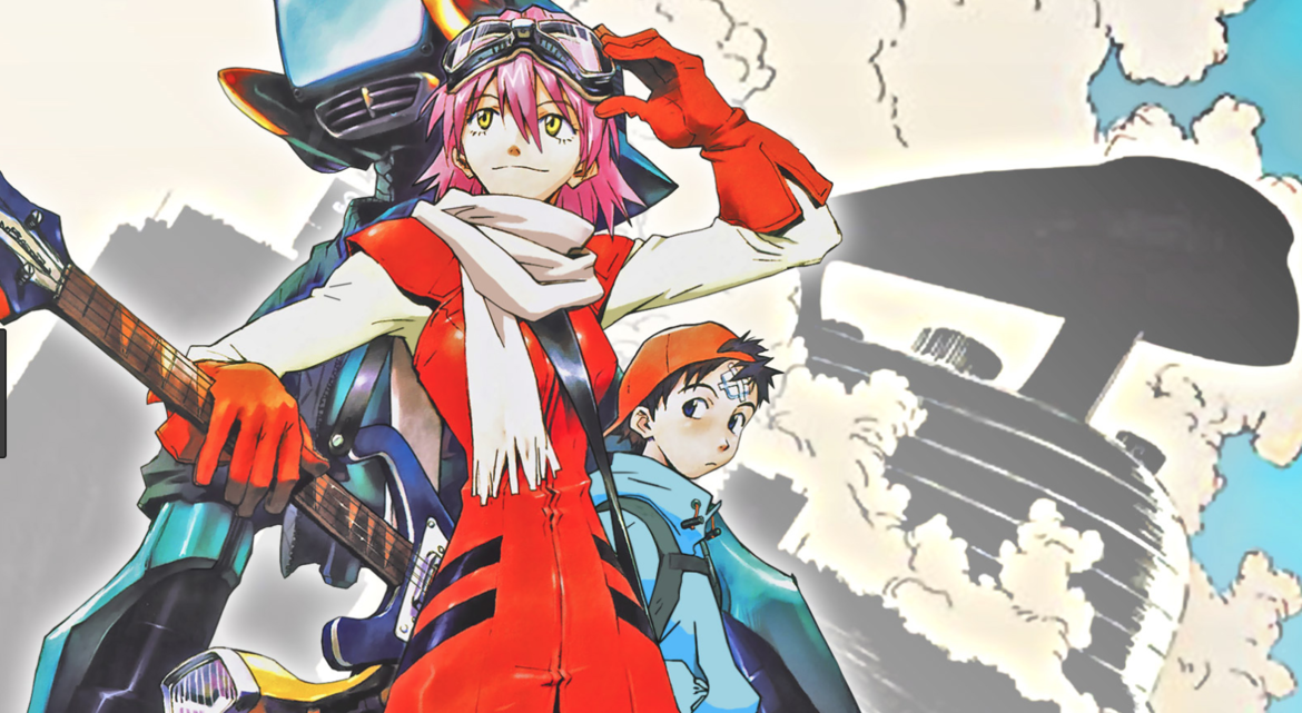 watch c2e2 flcl full panel talks bringing back this anime gem to