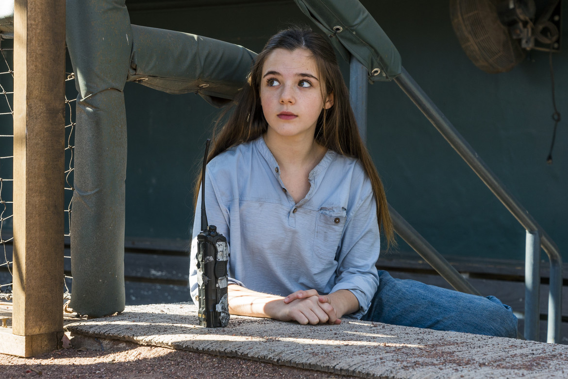 Fear the Walking Dead episode 402 - Charlie