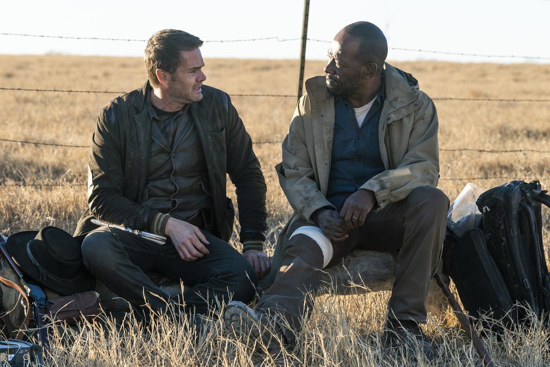 Fear the Walking Dead Episode 405 - John and Morgan