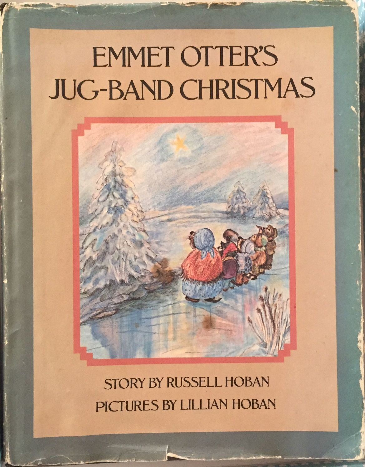 Emmet Otters Jug Band Christmas Book.An Oral History Of Emmet Otter S Jug Band Christmas And How