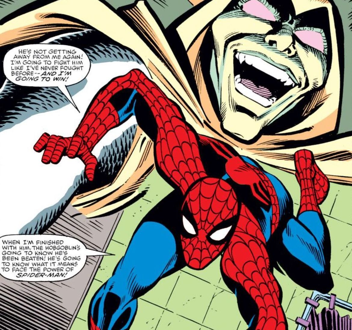Spider-Man, Marvel Comics