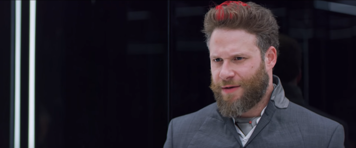 Future Man Season 2 Trailer Seth Rogen