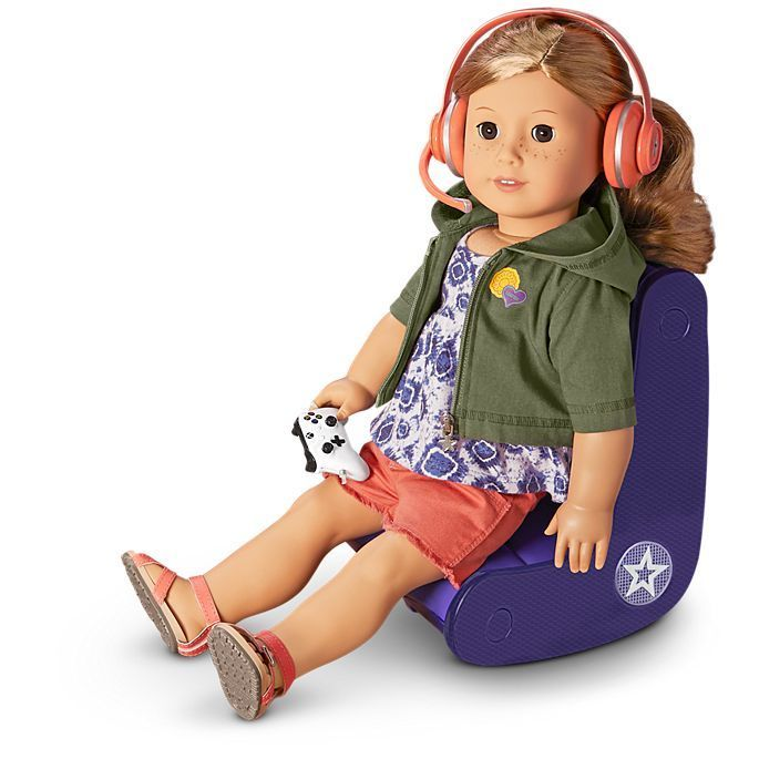 American Girl - Gaming Chair