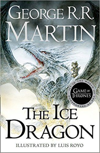 George RR Martin Ice Dragon