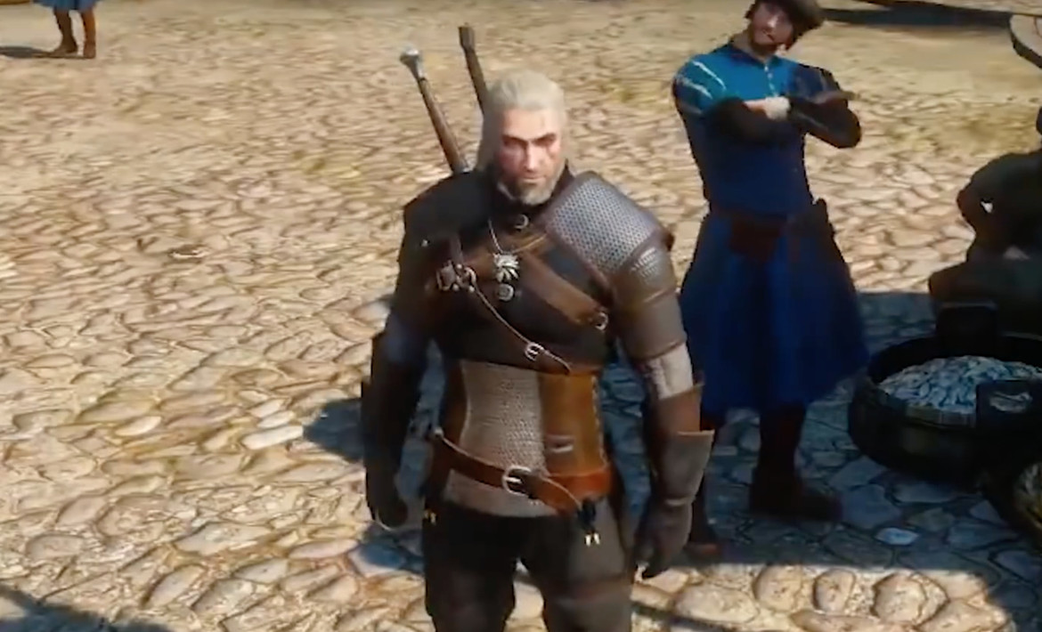 Witcher 3- Geralt of Rivia