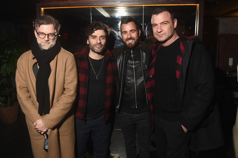PT Anderson, Oscar Isaac, Justin Theroux, Liev Schreiber
