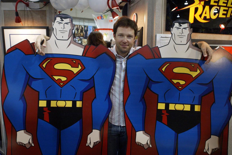 George Newbern Superman