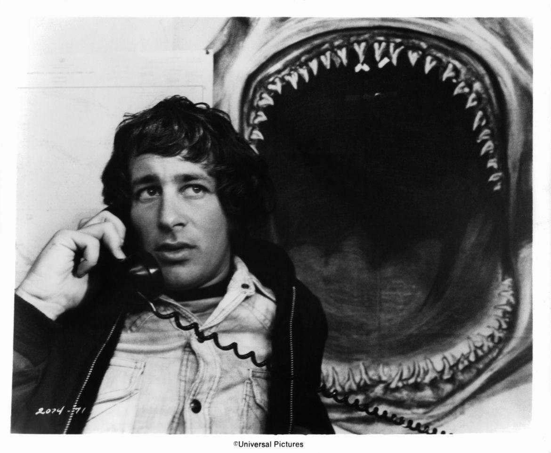 Steven Spielberg Jaws