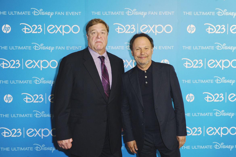 John Goodman and Billy Crystal
